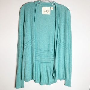 Angel of the North |ANTHRO Cashmere blend cardigan